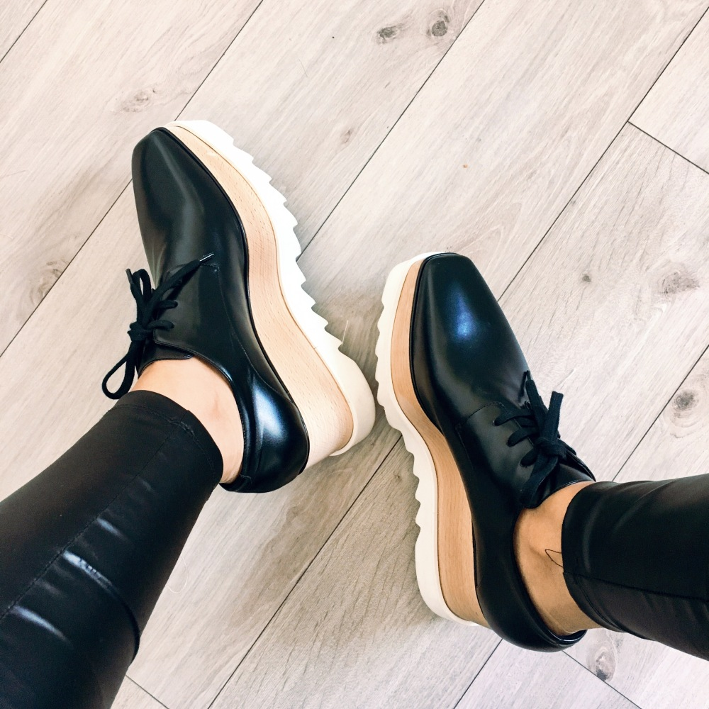 f5ef98dbe51a How to Wear Stella McCartney Platform Shoes